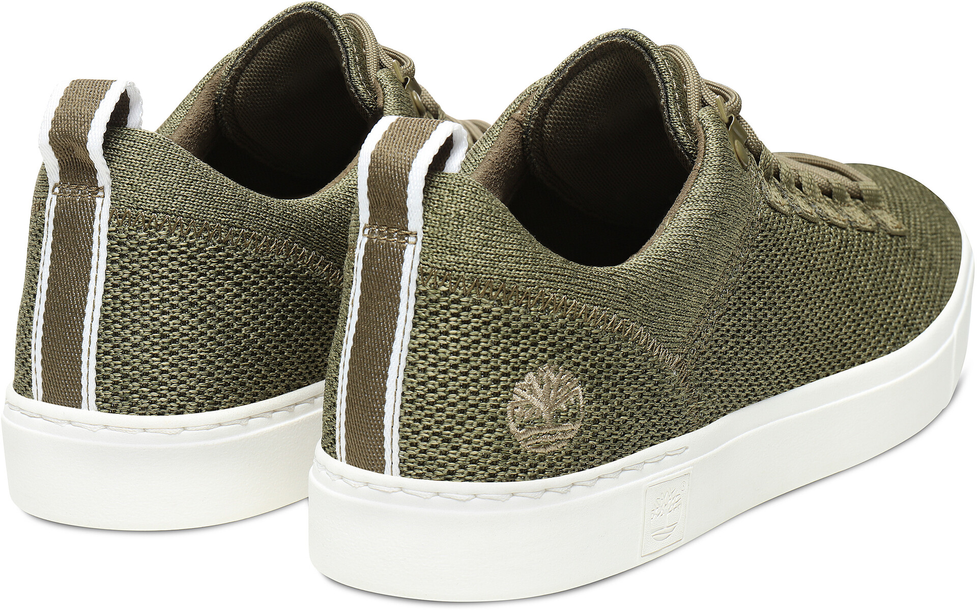 Timberland Amherst FlexiKnit Alpine Oxford Shoes Herren martini olive